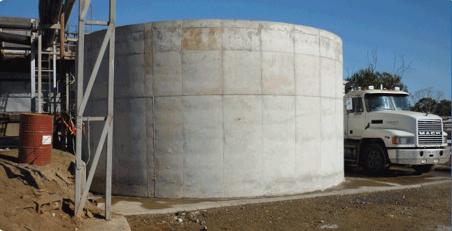 industrial storage tanks South Australia