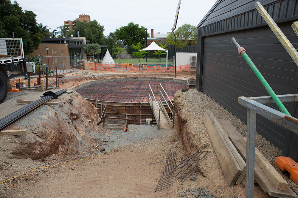 concrete rainwater tanks South Australia