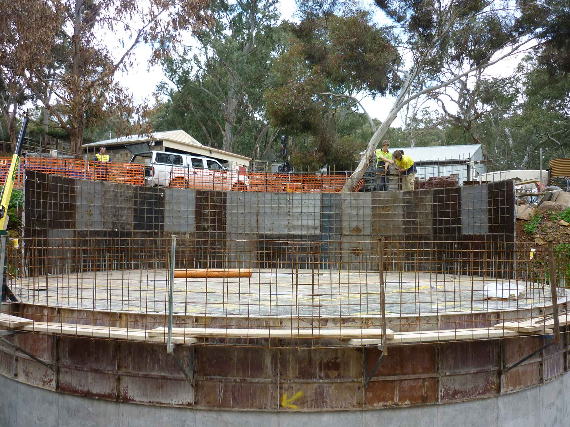 concrete water tanks South Australia