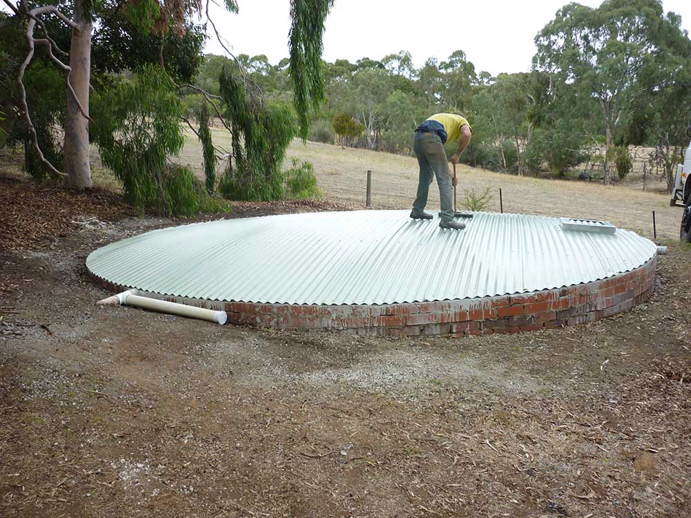 tank repairs South Australia