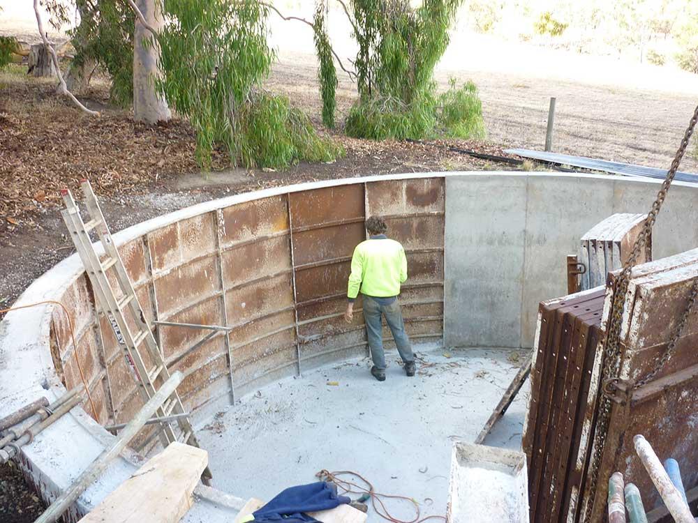 Tank Repairs South Australia Sa Concrete Tanks